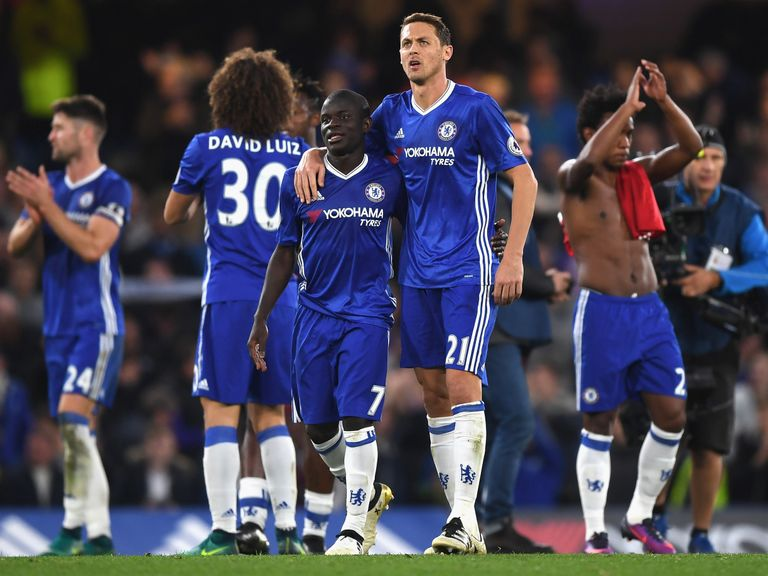 Image result for HISTORY: Chelsea 5-0 mauling of Everton is the best performance in Premier League