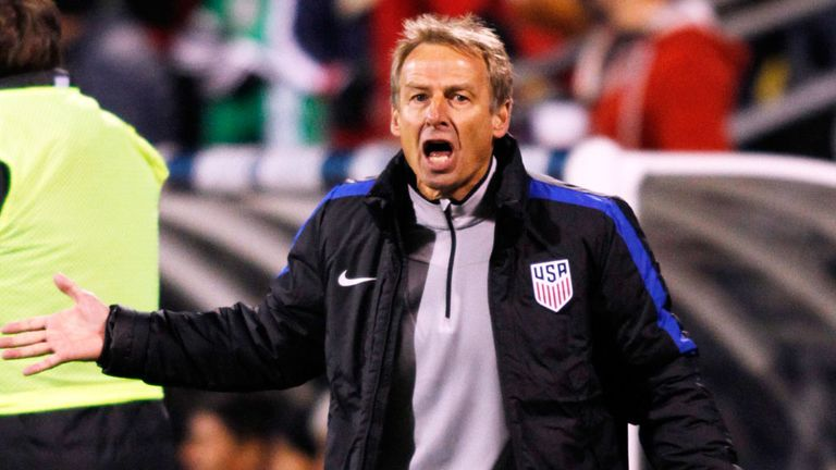 Jurgen Klinsmann has lost his job as United States boss after more than five years