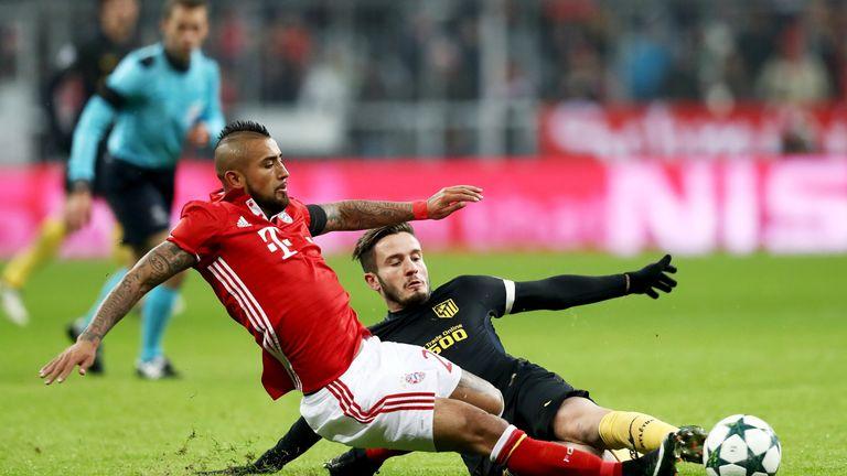 Bayern munich 1 0 atletico madrid lewandowski ends for Who s perfect munchen