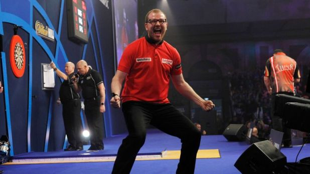 Mark Webster is set to feature in his first PDC major since last year's World Championship