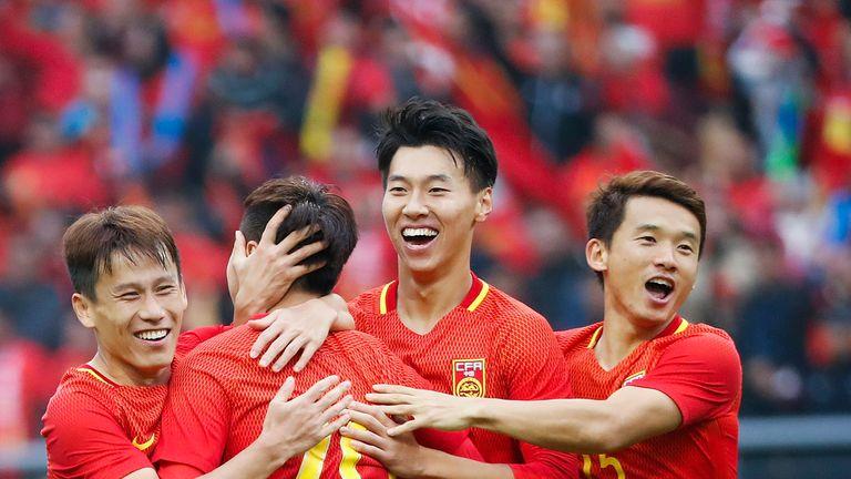 Image result for china u20 football