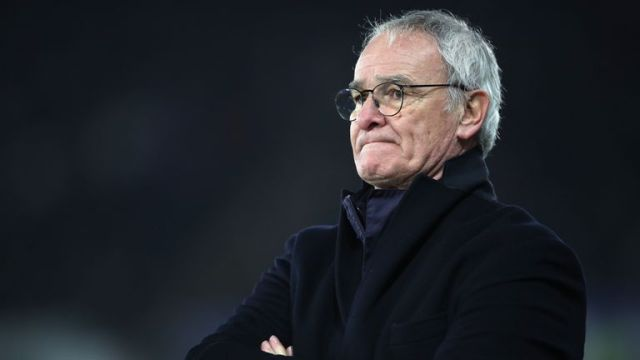 Claudio Ranieri was sacked by Leicester despite last season's heroics