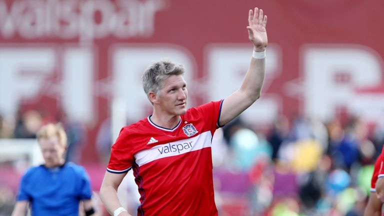 How Is Bastian Schweinsteiger Faring In The Mls With