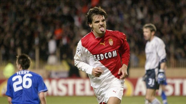 Chelsea were beaten by Monaco in the Champions League semi-finals in 2003/04