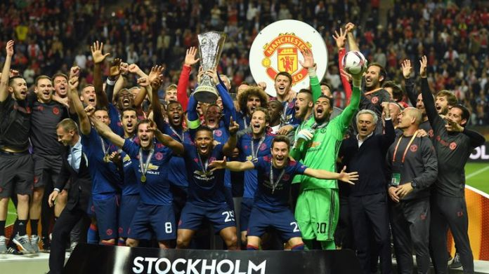 Manchester United go into the Champions League group stage but their Europa League triumph means they have an extra Super Cup fixture