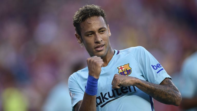 Neymar could be about to become the world's most expensive player