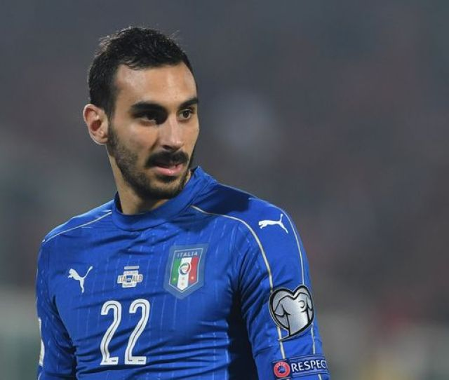 Davide Zappacosta Was Called Up By Antonio Conte For Italy Last Summer