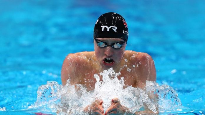 Max just missed out on a medal at the Rio Olympics in the 400m IM