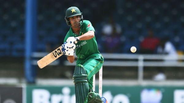 Image result for Shadab Khan batting