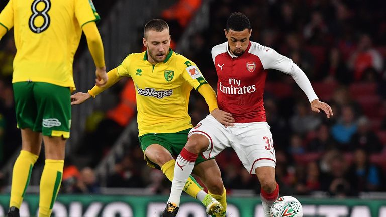 Arsenal 2 1 Norwich Match Report Highlights