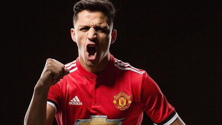 Sanchez joined United in a swap deal for Henrikh Mkhitaryan, who joined Arsenal