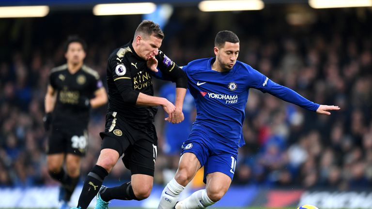 Leicester Vs Chelsea Preview Live Match 18 Mar 2018