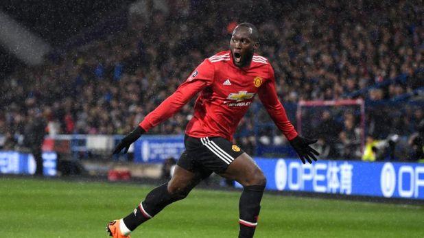Romelu Lukaku made a flying start at Manchester United