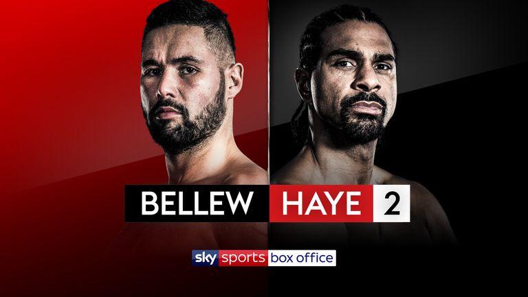 Image result for haye vs bellew