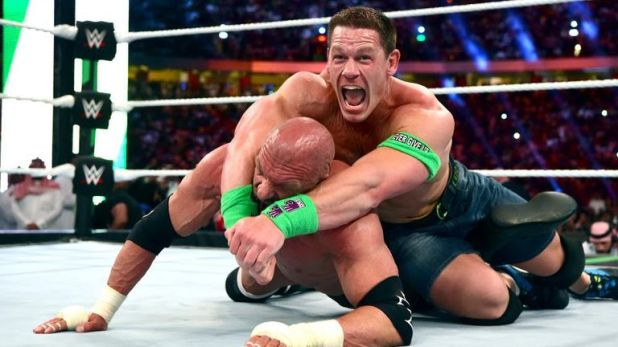 Cena does not work a full-time schedule and feels that, at 41, he will have increasingly fewer matches