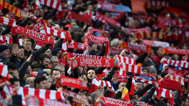Klopp has urged fans to be loud against Bournemouth and arrive earlier if possible