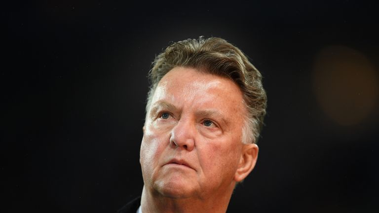 Louis Van Gaal Set For Return To Management Two Years