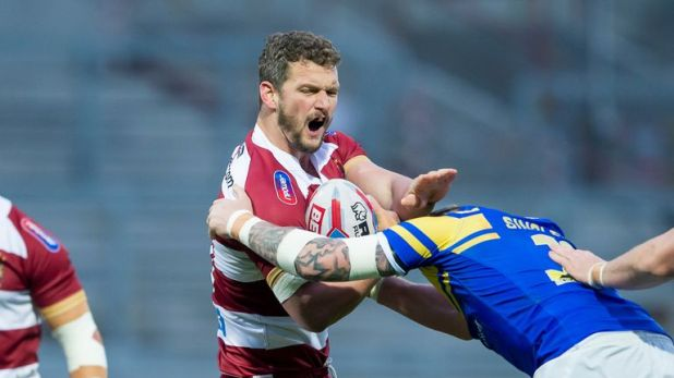 Sean O'Loughlin is determined to help win the Grand Final for Shaun Wane