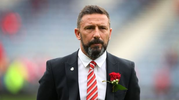 Derek McInnes is hoping more Hampden experience will help his Aberdeen players