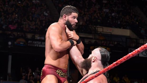 Bobby Roode was steamrollered by the Monster Among Men on this week's Raw