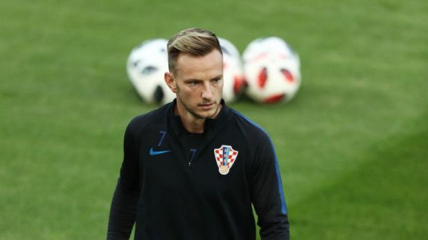 Ivan Rakitic says the whole of Croatia will be spurring them on against France
