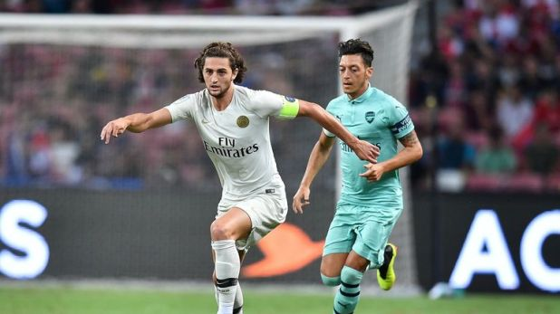 Adrien Rabiot is a reported target for Barcelona.
