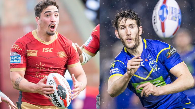 Who will win the battle between Tony Gigot and Stefan Ratchford?