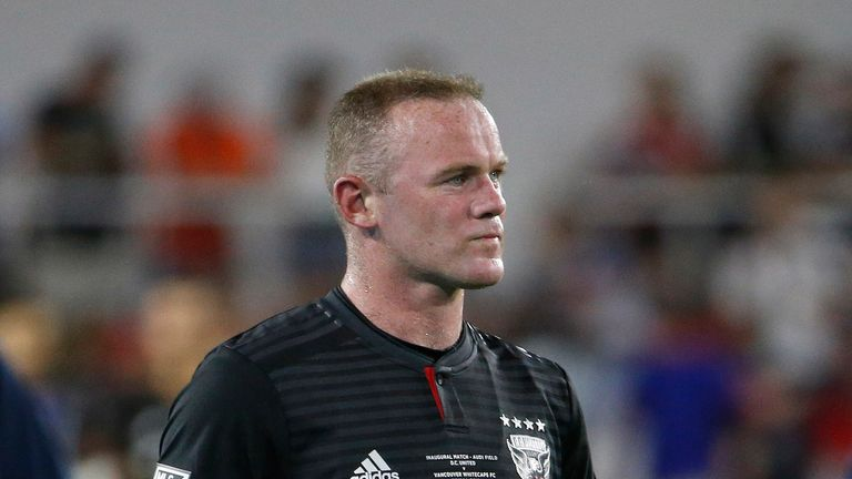 Wayne Roone's DC United Deal expires in 2022