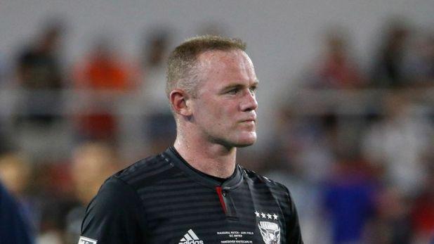 Wayne Rooney's DC United deal expires in 2022