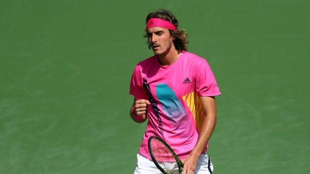 Stefanos Tsitsipas pulled off an extraordinary win against Alexander Zverev to reach the semi-finals of the Rogers Cup