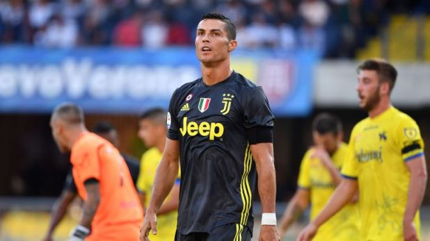 Juventus' Cristiano Ronaldo is not in the Portugal squad