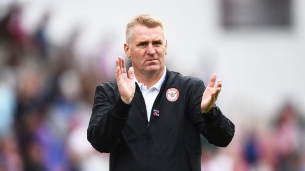 Brentford do not have a detailed plan in place to replace Dean Smith, according to co-director of football Phil Giles