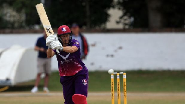 Devine scored 269 runs in the 2018 KSL as Loughborough Lightning made Finals Day