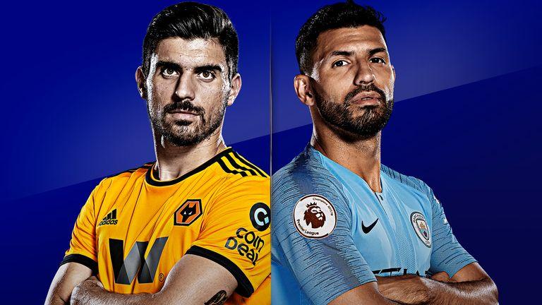 Match Preview Wolves Vs Man City 25 Aug 2018