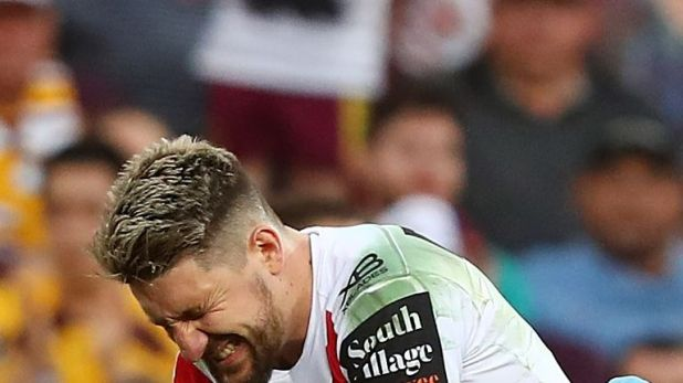 Gareth Widdop looks set to have shoulder surgery as soon as possible