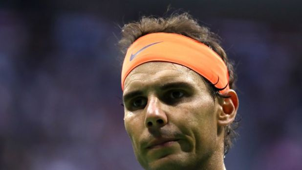Rafael Nadal pulled out of his US Open semi-final with Juan Martin del Potro