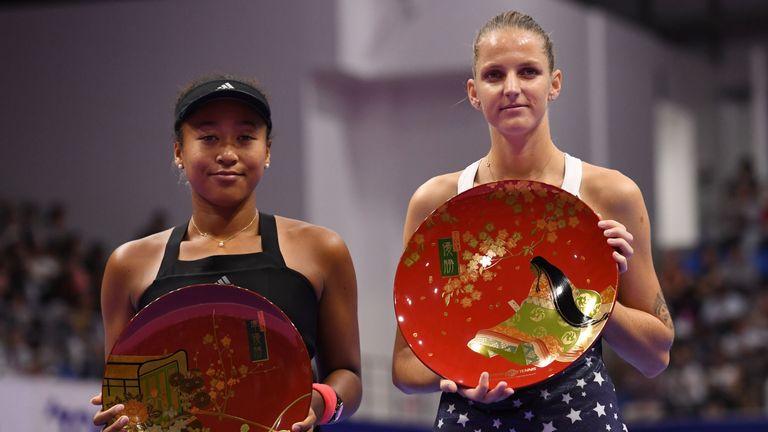 Karolina Pliskova beat Naomi Osaka win Pan Pacific Open