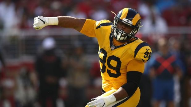 Could disruptive Rams defensive lineman Aaron Donald be the key to the game?