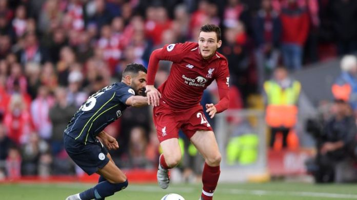 Liverpool and City played a goalless draw at Anfield last season