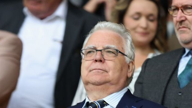 Bill Kenwright offered Baxter a return to Everton