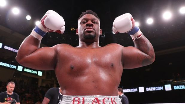 Jarrell Miller is awaiting news on a WBA title fight before the end of 2018