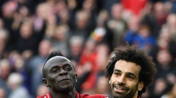 Mohamed Salah and Sadio Mane are both doubts following injuries in Africa Cup of Nations qualifiers
