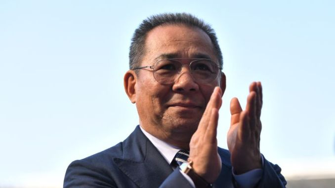 Leicester City's fortunes were transformed under chairman Vichai Srivaddhanaprabha