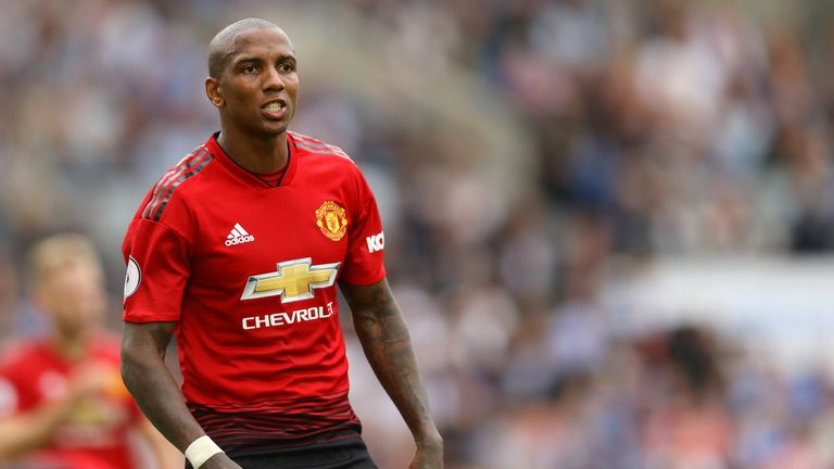 Ashley Young Wants Manchester United Contract Extension