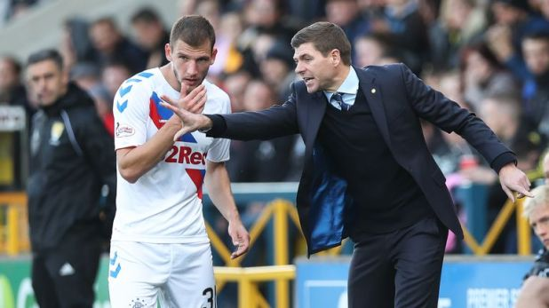 Borna Barisic is set to give Gerrard another boost
