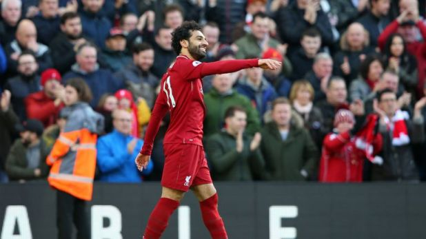 Mohamed Salah sits down with Sky Sports ahead of the weekend's clash with Everton