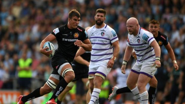 Exeter's Sam Skinner has been handed his Scotland debut by Gregor Townsend