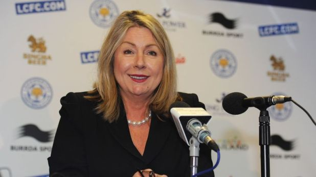 Chief executive Susan Whelan provided stability and support for the Leicester staff members in aftermath of Srivaddhanaprabha's death