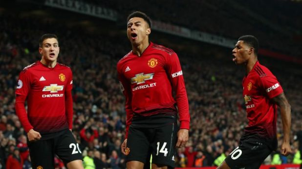 Jesse Lingard is hoping to 'bounce back' for Manchester United after missing several games