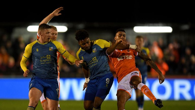 Fa Cup Third Round Draw Arsenal Could Face Non League